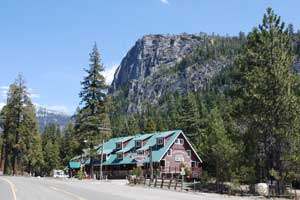 Photo of Strawberry Lodge, Highway 50, Eldorado National Forest, CA