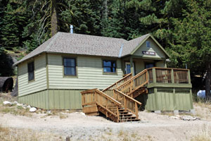 Photo of Van Vleck Bunkhouse, Eldorado National Forest, CA