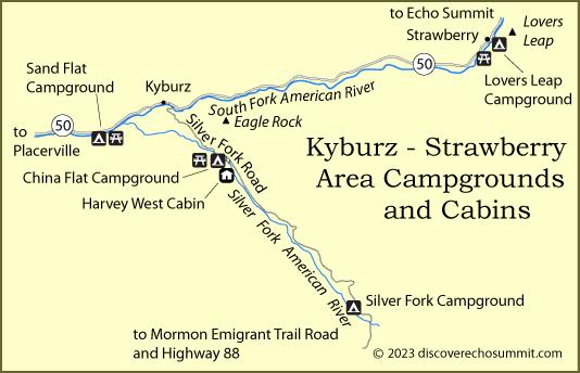 Eldorado National Forest Rental Cabins